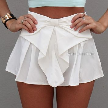 BOW SHORTS , DRESSES, TOPS, BOTTOMS, JACKETS & JUMPERS, ACCESSORIES, $10 SPRING SALE, PRE ORDER, NEW ARRIVALS, PLAYSUIT, GIFT VOUCHER, $30 AND UNDER SALE, SWIMWEAR,,SHORTS Australia, Queensland, Brisbane