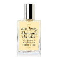 Almond Vanille natural perfume oil. Melodie Perfumes