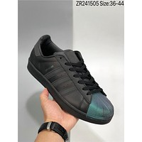 Adidas Originals SuperstarsXeno Shell Toe Cheap Fashion Men's and women's adidas sport shoes