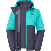 The North Face Women's Jackets & Vests RAINWEAR WOMEN'S ALLABOUT TRICLIMATE® JACKET