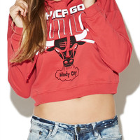 Chicago Bull Sweatshirt | Wet Seal