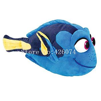 New Finding Nemo Dory Fish Plush Kids Stuffed Animals Toys for Children Gifts 25CM/50CM