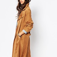 Pimkie Belted Trench Coat