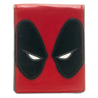 DEADPOOL Eyes Bi-Fold WALLET