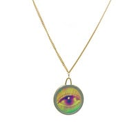 Holographic Eye Choker
