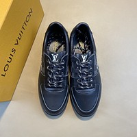 lv louis vuitton womans mens 2020 new fashion casual shoes sneaker sport running shoes 231