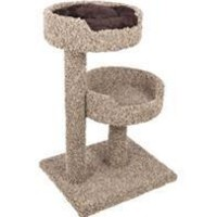 Ware Mfg. Inc.  Dog/cat - 2 Story Perch With Donut Bed