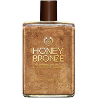 Honey Bronze Shimmering Dry Oil