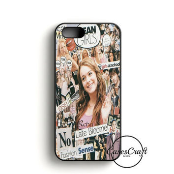 Mean Girls Collage iPhone 5/5S/SE Case