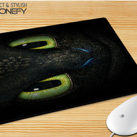 How To Train Your Dragon Face Mousepad Mouse Pad|iPhonefy