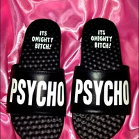 SWEET LORD O'MIGHTY! PSYCHO BAE SLIDES