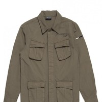 SHOP THE HUNDREDS | The Hundreds Jungles button-up woven jacket