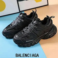 BALENCIAGA Trending Women Stylish Sport Running Jogging Shoes Sneakers Black
