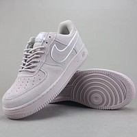 Trendsetter Nike Air Force 1'07 Lv8 Suede  Women Men Fashion Old Skool Low-Top  Shoes