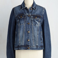 Jean and Heard Jacket | Mod Retro Vintage Jackets | ModCloth.com