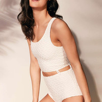 Without Walls Smock It Like Its Hot Bodysuit - Urban Outfitters