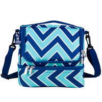 Zig Zag Refresh Double Decker Lunch Bag - 52551