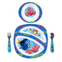 Disney / Pixar Finding Nemo 4-pc. Feeding Set by The First Years