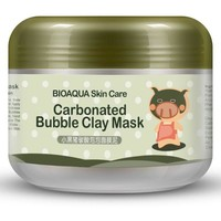 Carbonated Anti-Acne Moisturizing Face Mask