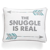 Levtex The Snuggle is Real Accent Pillow   Nordstrom