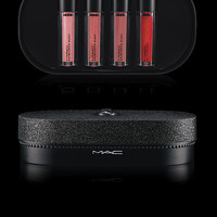 M·A·C Cosmetics | Products > Lip Kits and Bags > Objects of Affection/Nude+ Red Lipglass
