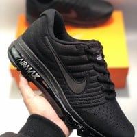 Nike AIR MAX 2017 Men's and women's cheap nike shoes