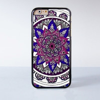 Mandala Plastic Case Cover for Apple iPhone 4 4s 5 5s 5c 6 6s Plus