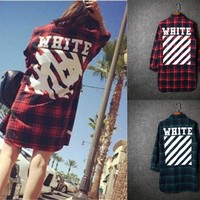 Plaid Shirt Jacket [211445841932]