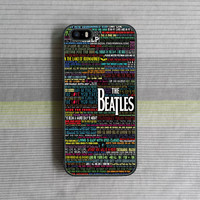 iPhone 5 case , iPhone 5S case , iPhone 5C case , iPhone 4S case , iPhone 4 case , The Beatles