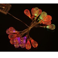 Colorful Bright Stylish Creative Box Hollow Out Decoration Lights [18778456084]