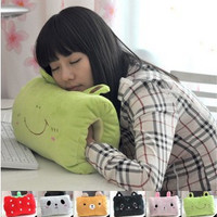 Toy Winter Hot Sale Cartoons Panda Cushion [9053000076]
