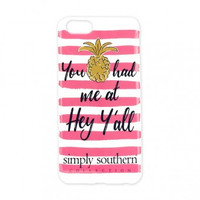 Yall - Iphone 6 phone case - Simply Southern