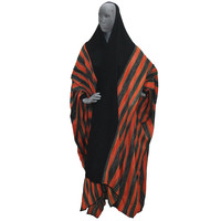 Fine and rare 1970s Documented Issey Miyake Knitted Cloak