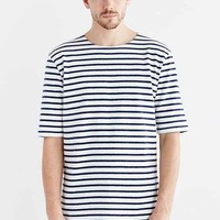 Wood Wood Harry Tee- Navy