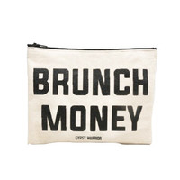 Brunch Money Pouch
