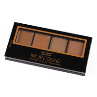 City Color Collection Brow Quad