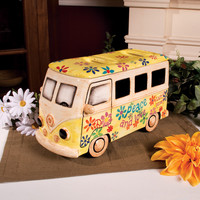 HIPPIE DAYS VAN COOKIE JAR
