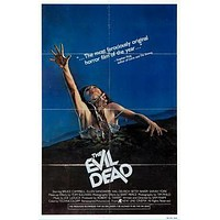Evil Dead The  Poster 24inx36in