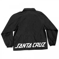 Santa Cruz Skateboards SC Strip Coach Wind Breaker Jacket