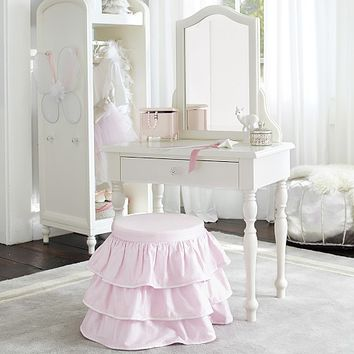 Whitney Play Vanity and Dress Up Tower | Pottery Barn Kids