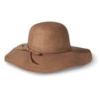 Mossimo® Floppy Hat with Sash - Brown