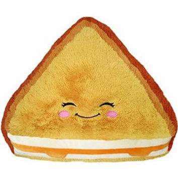 """Squishable Comfort Food Grilled Cheese 14"""""""