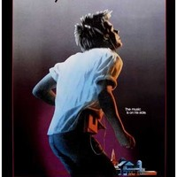 Footloose Kevin Bacon Movie Poster 11x17