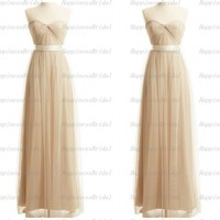 Long formal dress, prom dress,bridesmaid dress