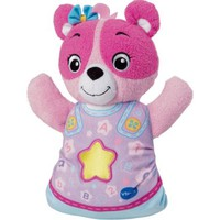 VTech Soothing Songs Bear, Pink - Walmart.com