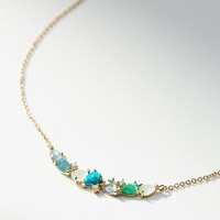 Stone Arch Necklace