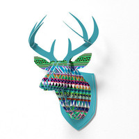 Esodrevo  - Faux Deer Mount by Bianca Green | DENY Designs Home Accessories
