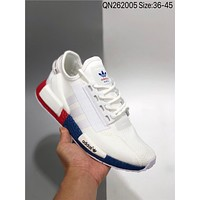 Adidas NMD R1 Boost V2 cheap Fashion Men's and women's adidas shoes