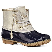 Chloe Duck Boot in Midnight by Jack Rogers