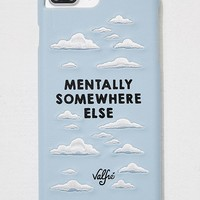 Valfre Mentally Somewhere Else iPhone 8/7/6 Plus Case | Urban Outfitters